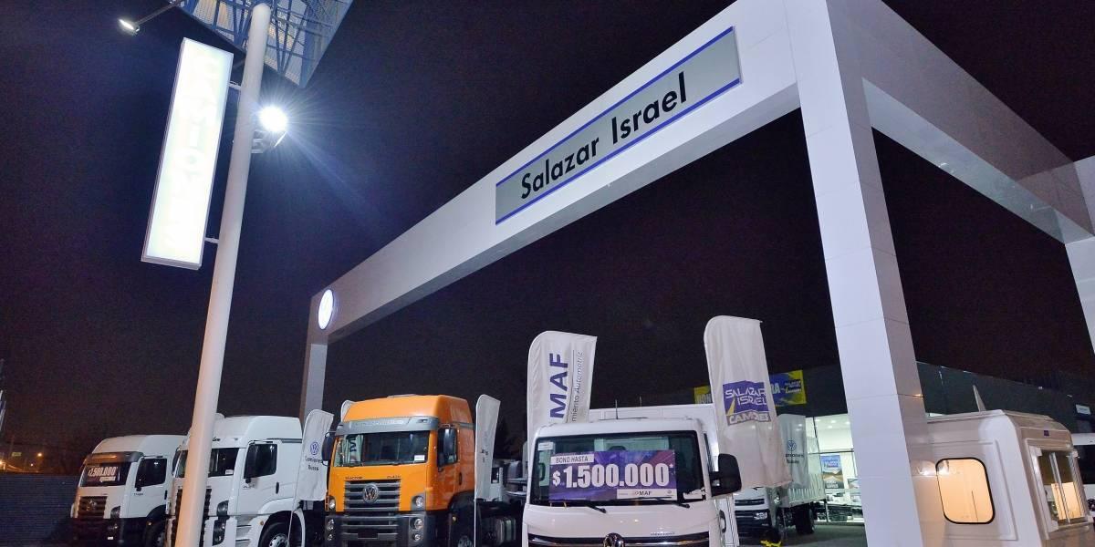 Salazar Israel suma nueva sucursal de Volkswagen Camiones y Buses
