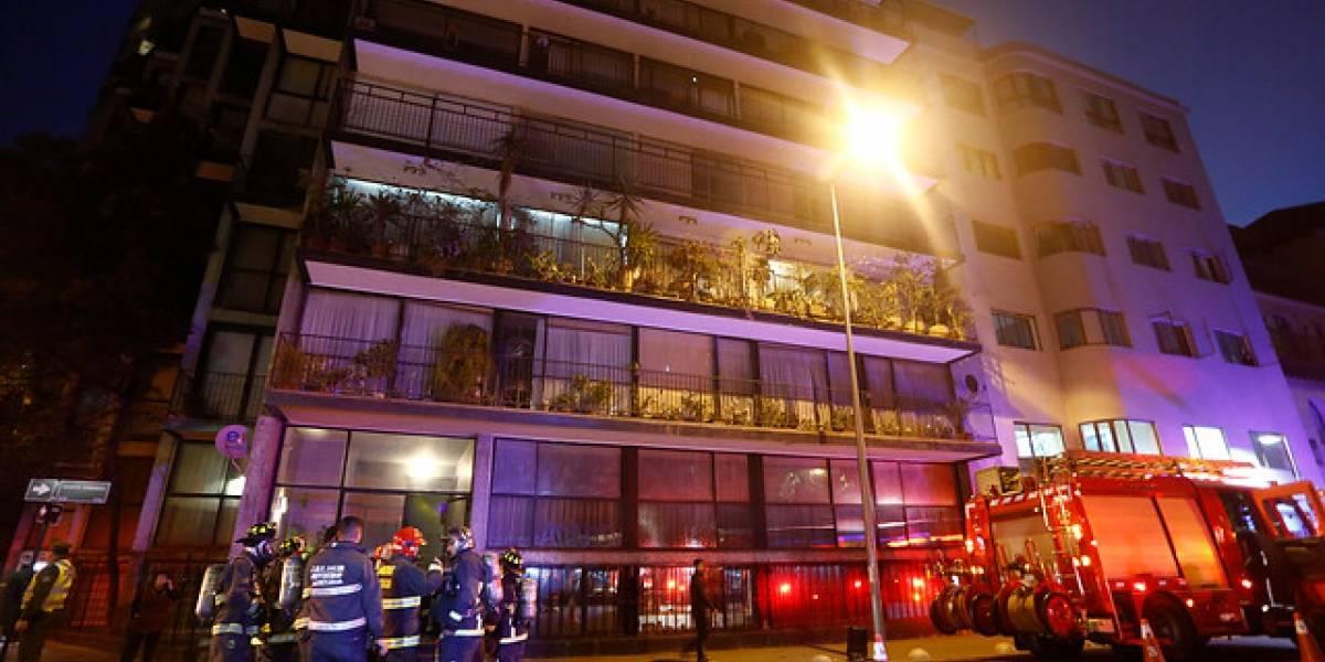La principal teoría tras la muerte de seis turistas brasileños por intoxicación de monóxido de carbono en Santiago