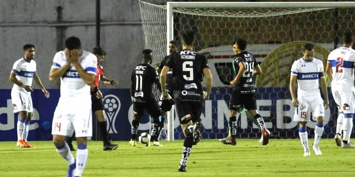 Así vivimos el desastre de la UC ante Independiente del Valle en la Sudamericana