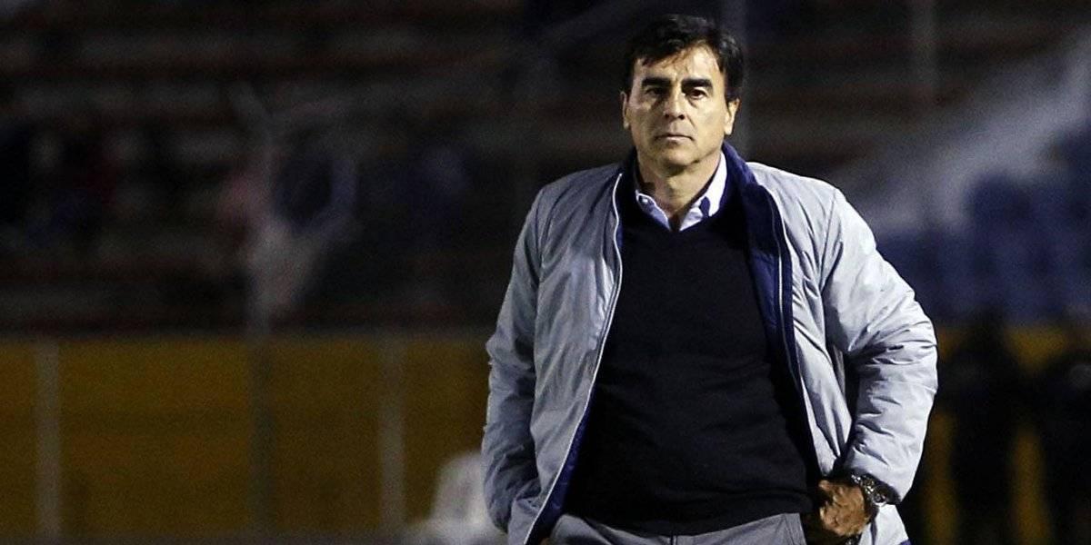 """Quinteros y los jugadores de la UC se sienten casi afuera de la Sudamericana: """"Es casi imposible. Es un 5 a 0"""""""