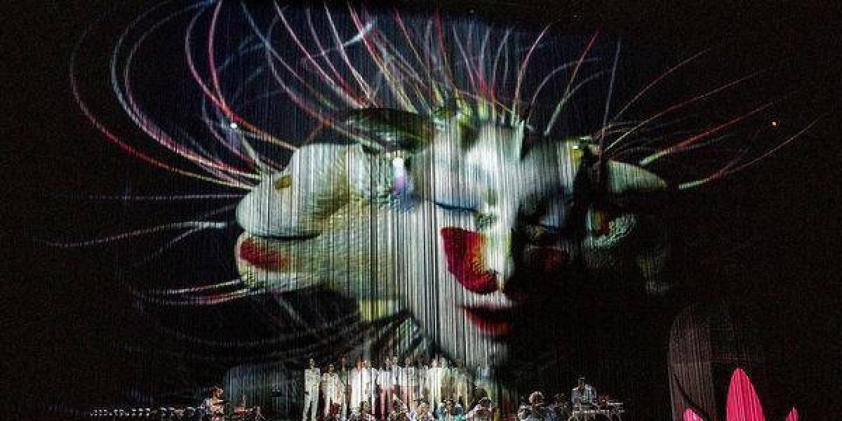 Björk llegará a México para presentar 'Cornucopia'