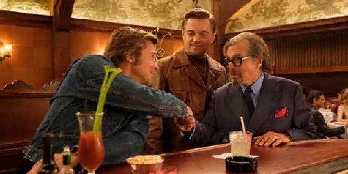 Érase una vez en Cannes: Quentin Tarantino crea un clásico instantáneo