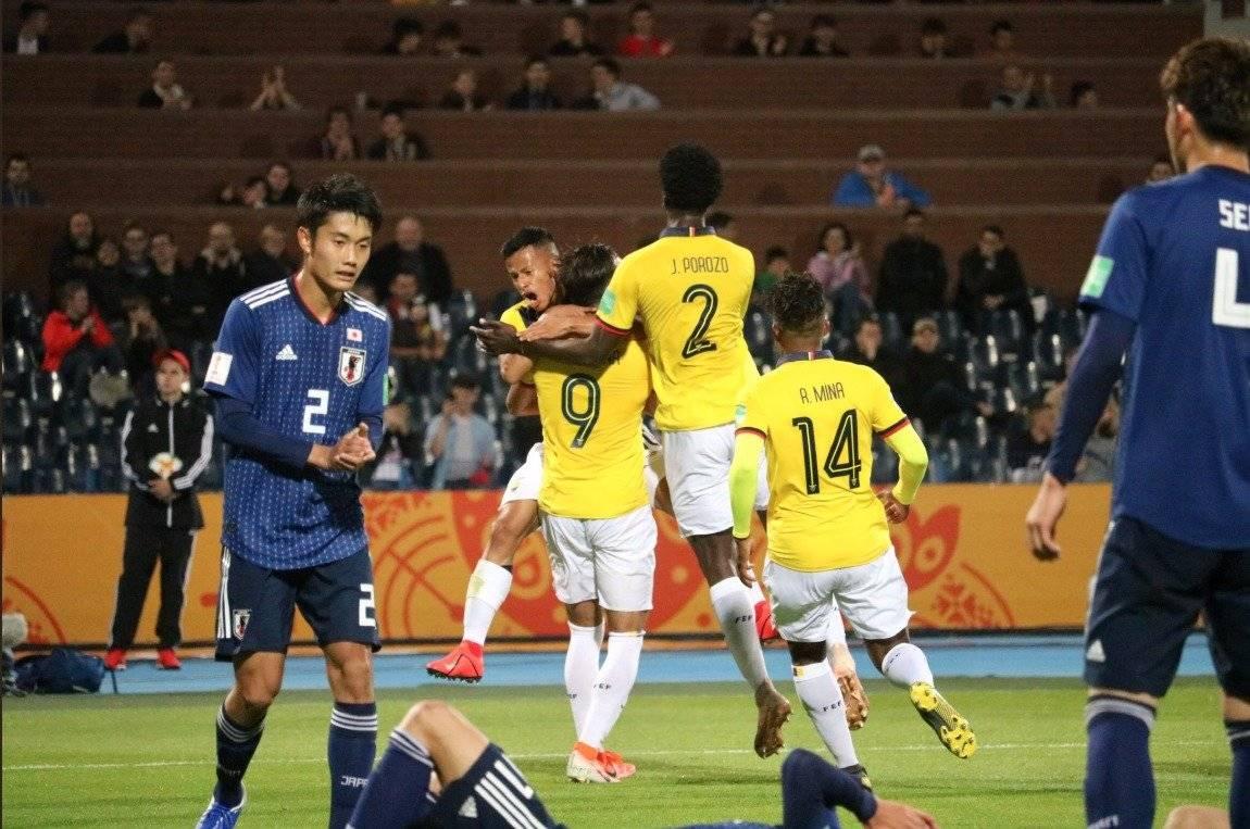 Japón vs Ecuador Sub 20: La