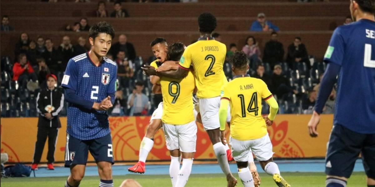 Japón vs Ecuador Sub 20: La 'Mini Tri' empata 1-1 ante Japón en el debut