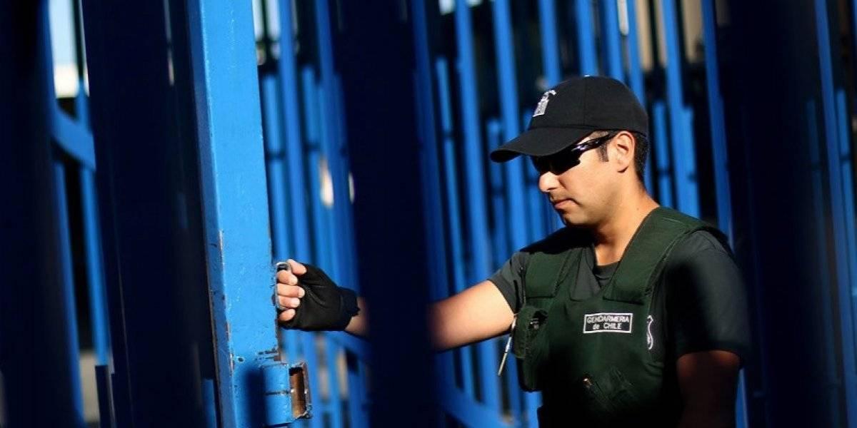 """Gendarmería considera """"privilegios inaceptables"""" la presunta existencia de espacios o celdas VIP para internos"""