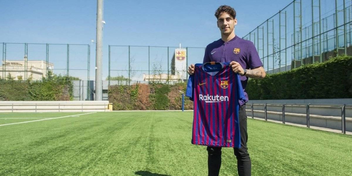 ¿Competencia para Arturo Vidal? Ludovit Reis, la nueva joya holandesa que fichó Barcelona