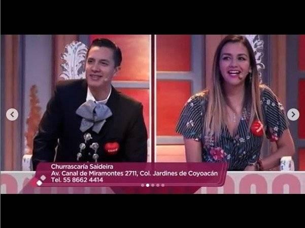 """Nataly Michel en """"Enamorándonos"""""""