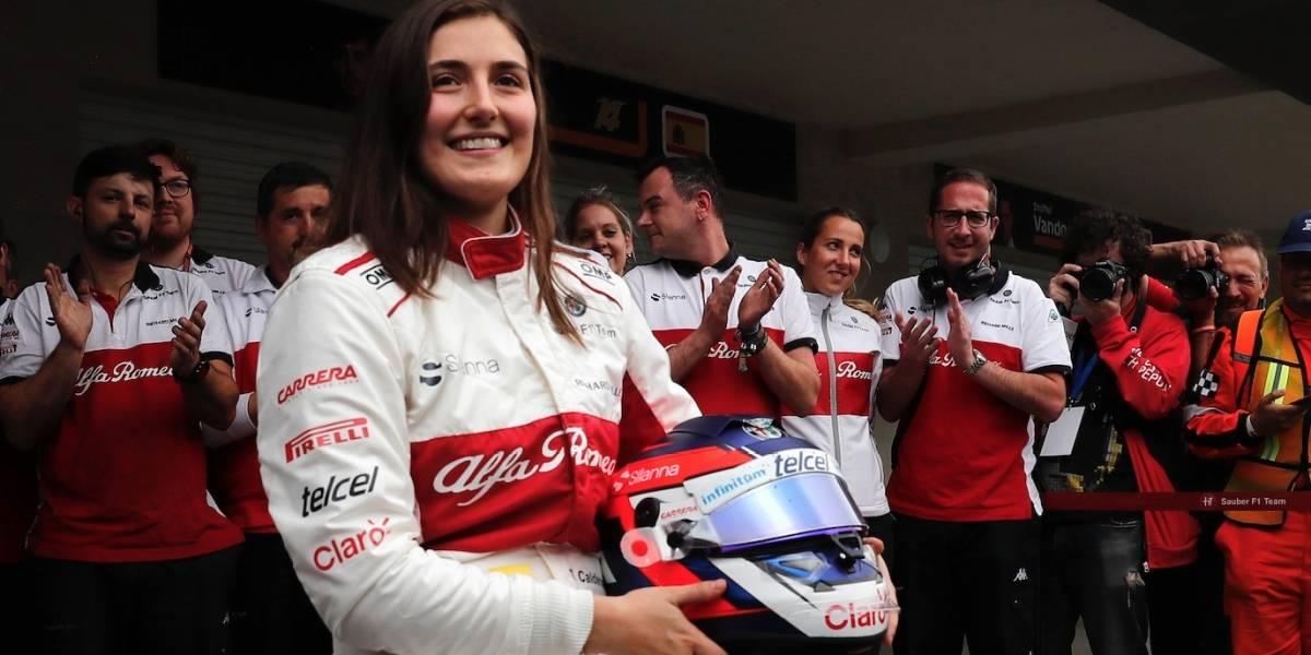 ¡Con nuevo equipo! Tatiana Calderón quiere hacer historia en las Le Mans Series Europeas