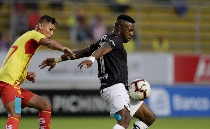 El colombiano Cristián Dájome es la figura de Independiente del Valle / Foto: independientedelvalle.com