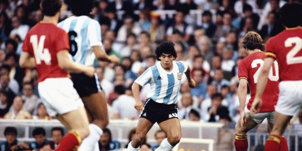 """Oscar Asif Kapadia, documentalista: """"Diego Maradona es la contradicción, es el ángel y el demonio"""""""