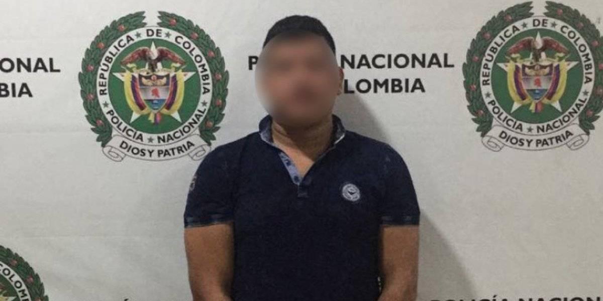 Capturan en Colombia a presunto narcotraficante guatemalteco