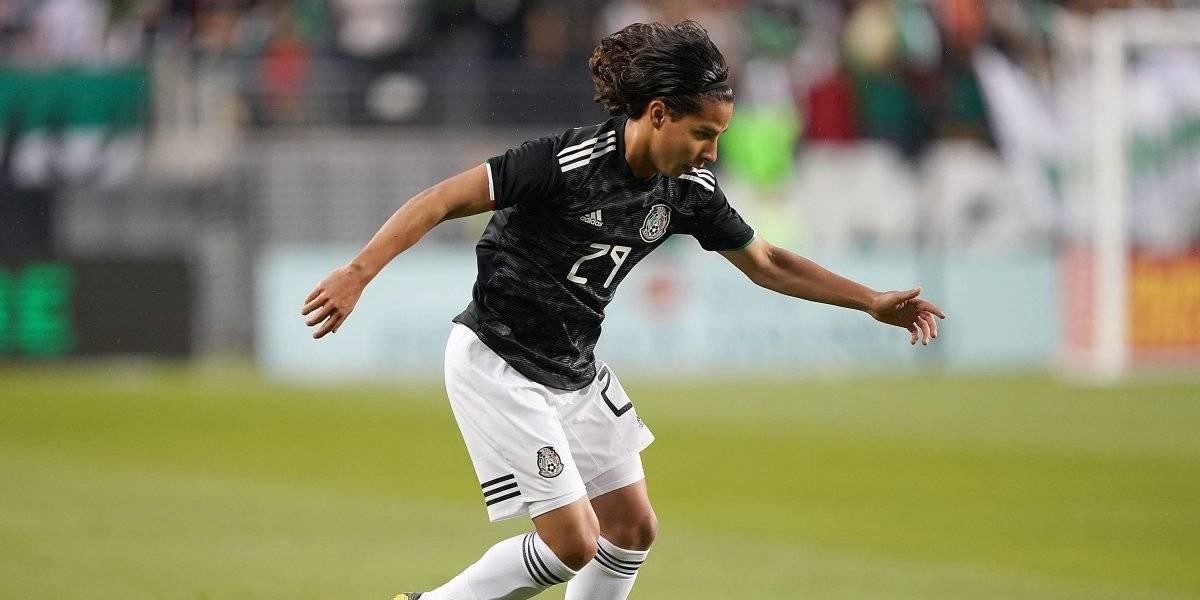 México vs. Italia: la frescura de Lainez ante una Azzurra muy alternativa