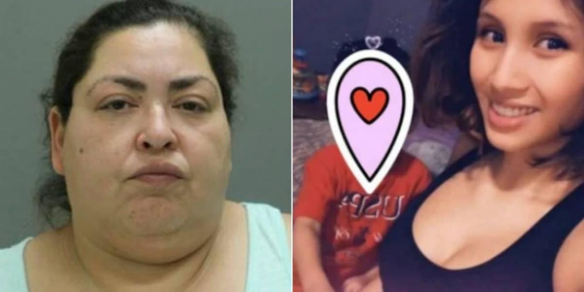 Revelam foto chocante de assassina após retirar bebê do ventre de jovem de 19 anos