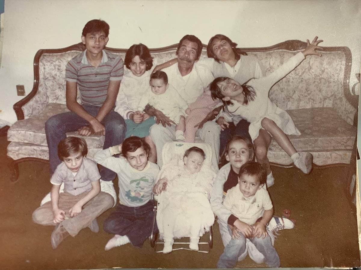 Don Ramón y sus nietos