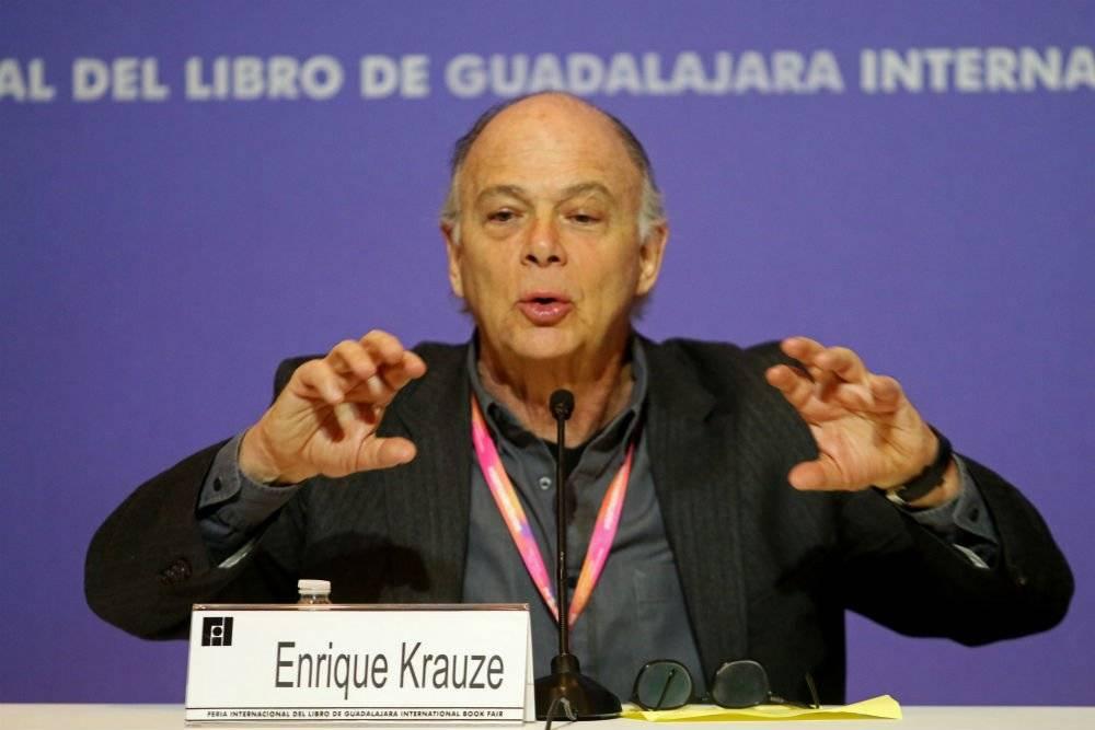 Enrique Krauze Foto: Cuartoscuro