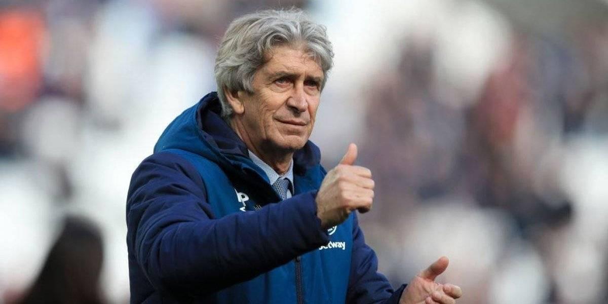 """Pellegrini quiere salir de la irregularidad en la Premier y quiere armar un """"súper"""" West Ham"""