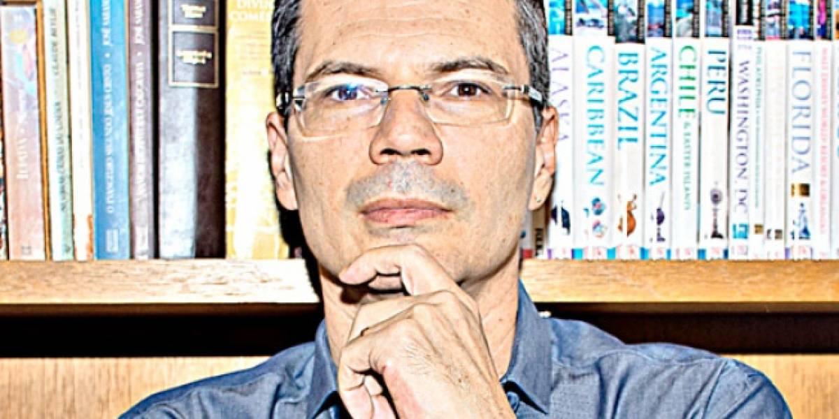 Relação de pai e filhas inspira livro de Luiz Gustavo Vieira