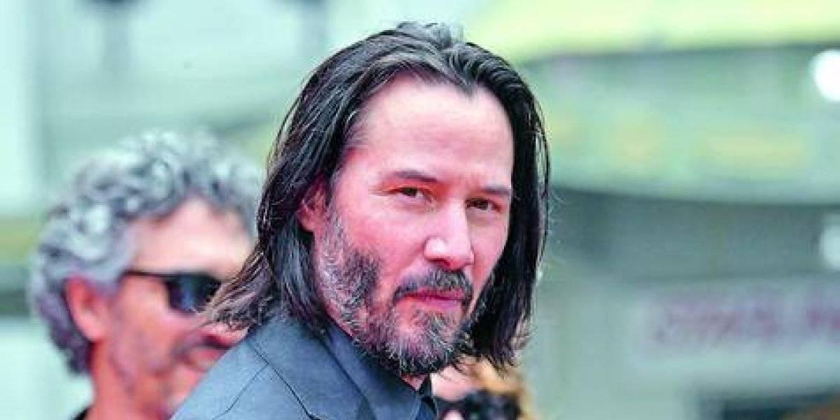 """Keanu Reeves: """"Me gusta mirar la fama desde lejos"""""""