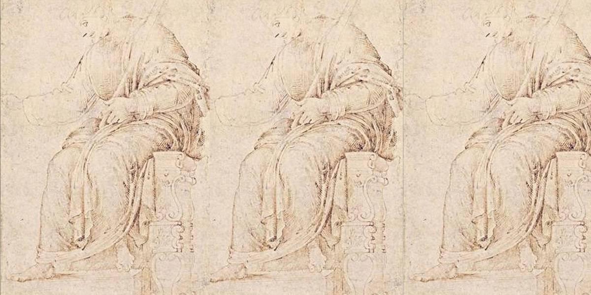 Britânico diz ter achado desenho mais antigo de Michelangelo