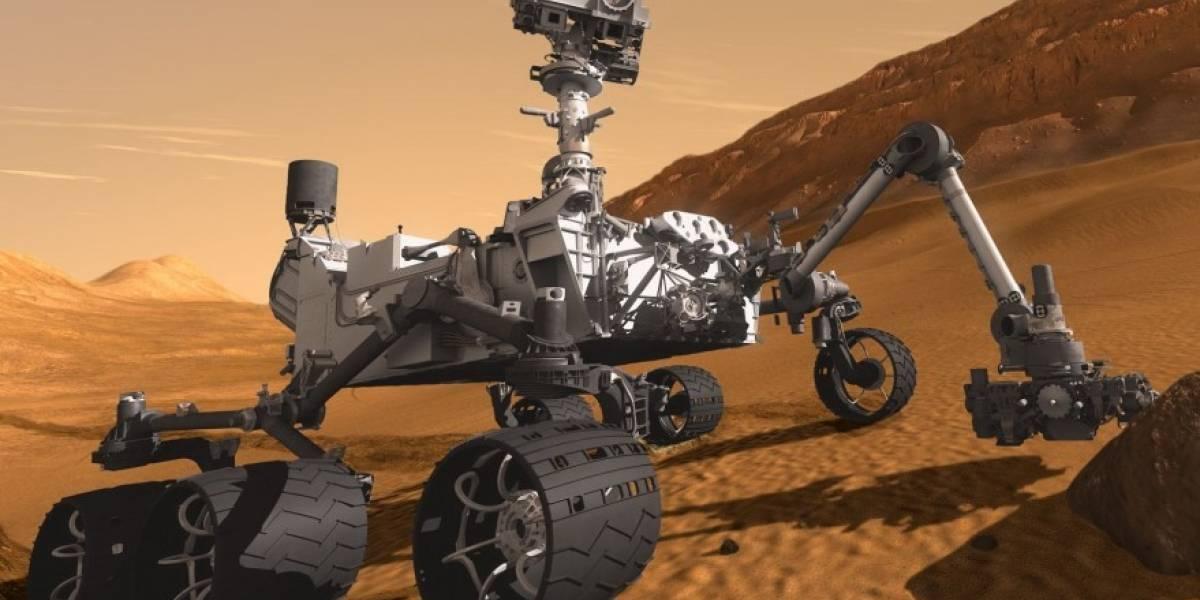 La NASA detecta más metano en Marte sin saber de dónde proviene