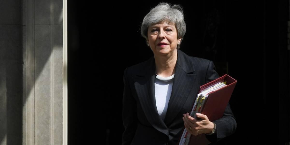 May pospone votación de su nueva propuesta de Brexit