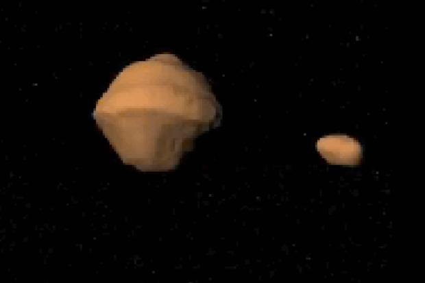 Extraño asteroide que orbita con una Luna propia pasará cerca de la Tierra este fin de semana