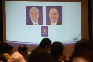 definen posiciones de partidos políticos en papeleta presidencial