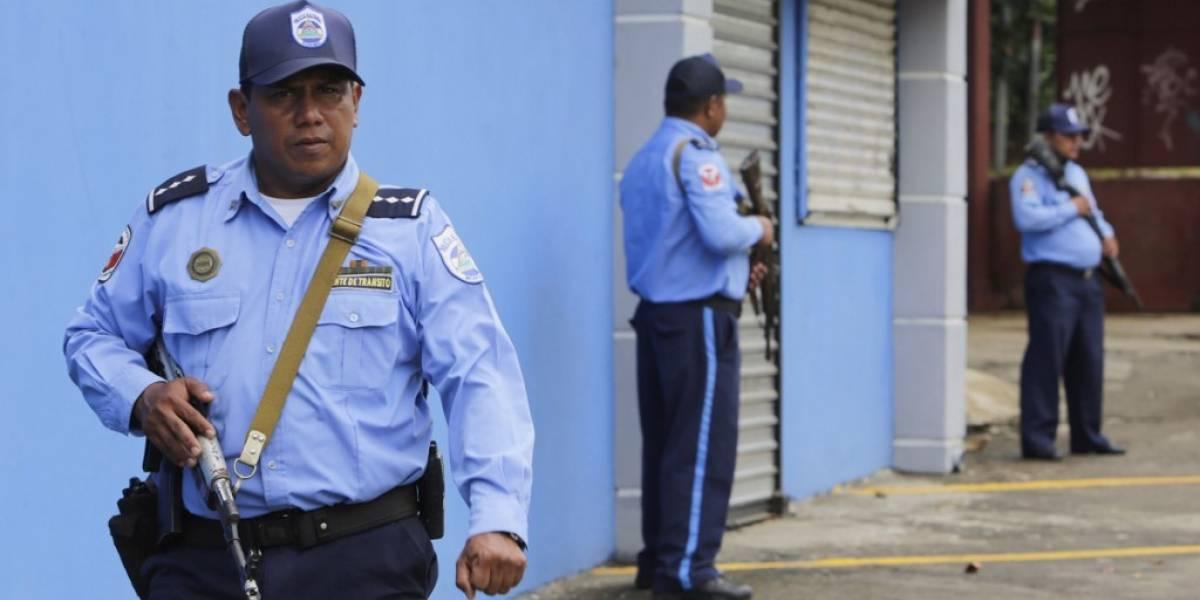 FOTOS. Paro nacional en Nicaragua en protesta por los opositores detenidos