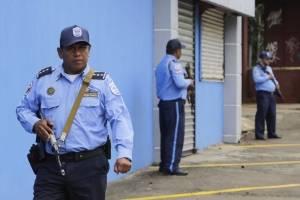 Paro nacional en Nicaragua