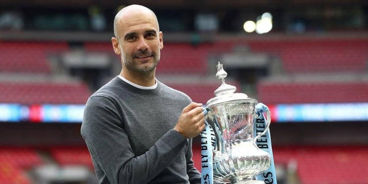 ¿Pep Guardiola se volvió loco, deja plantado a Manchester City y será el nuevo DT de Juventus?