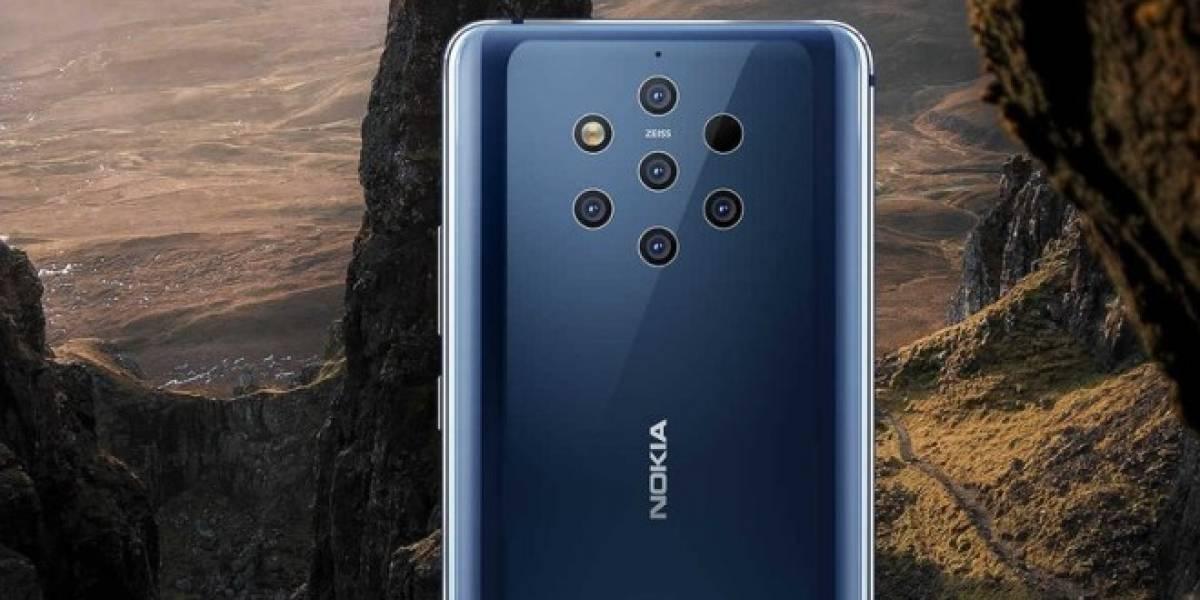 ¡Sorpresa! HMD y Wom lanzan oficialmente en Chile el Nokia 9 PureView