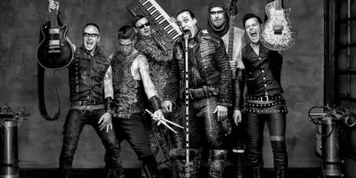 Así suena el regreso de Rammstein