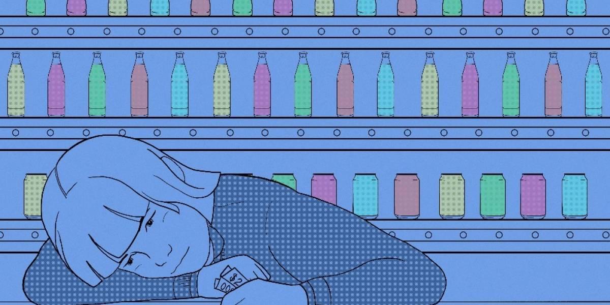 El problema de las bebidas azucaradas en los colegios