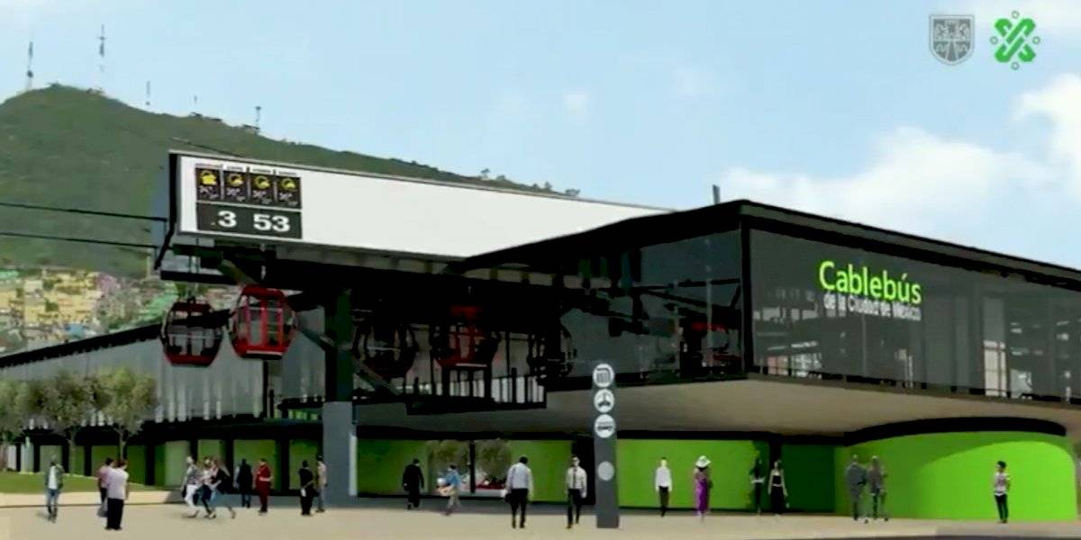 Empresa austriaca construirá Cablebús de la CDMX por adjudicación directa