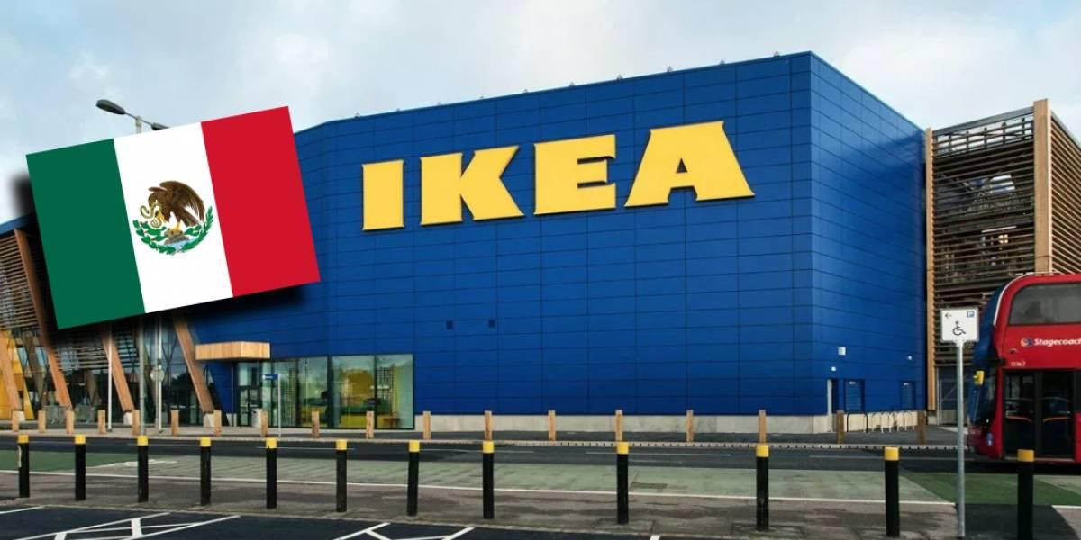 Ikea confirma la fecha de apertura de su primera tienda en México