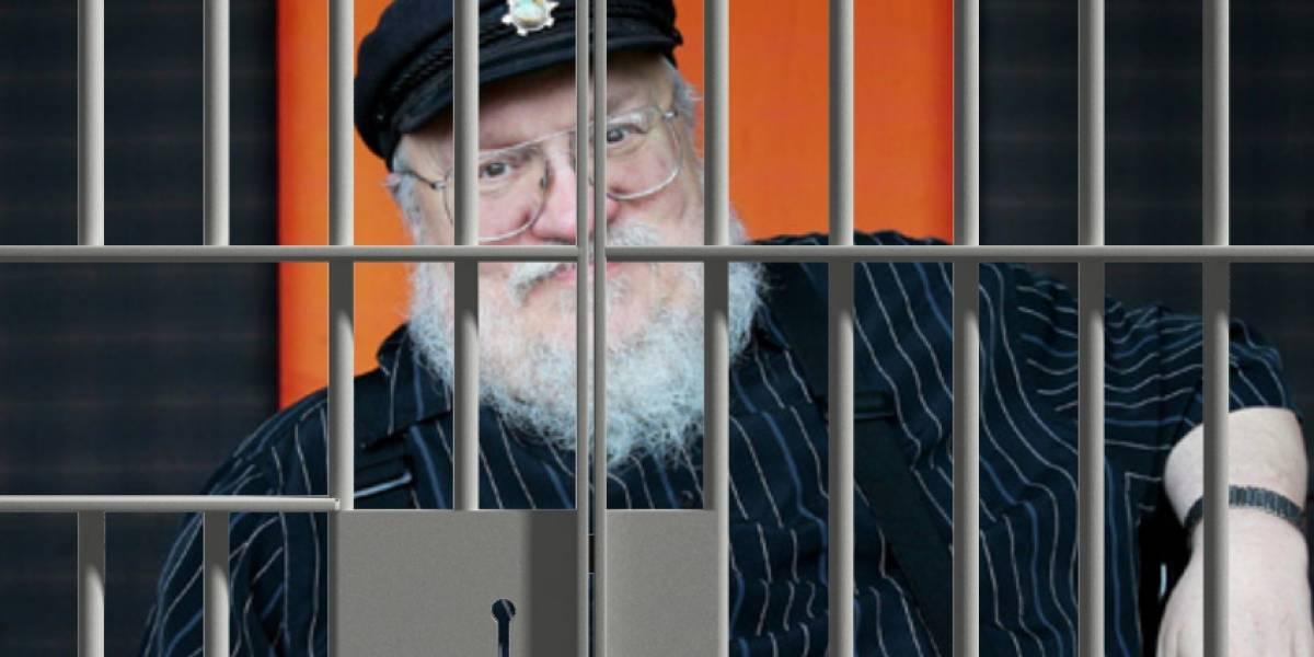 Escritor de Game of Thrones está dispuesto a ir a prisión si no termina Winds of Winter para el 2020