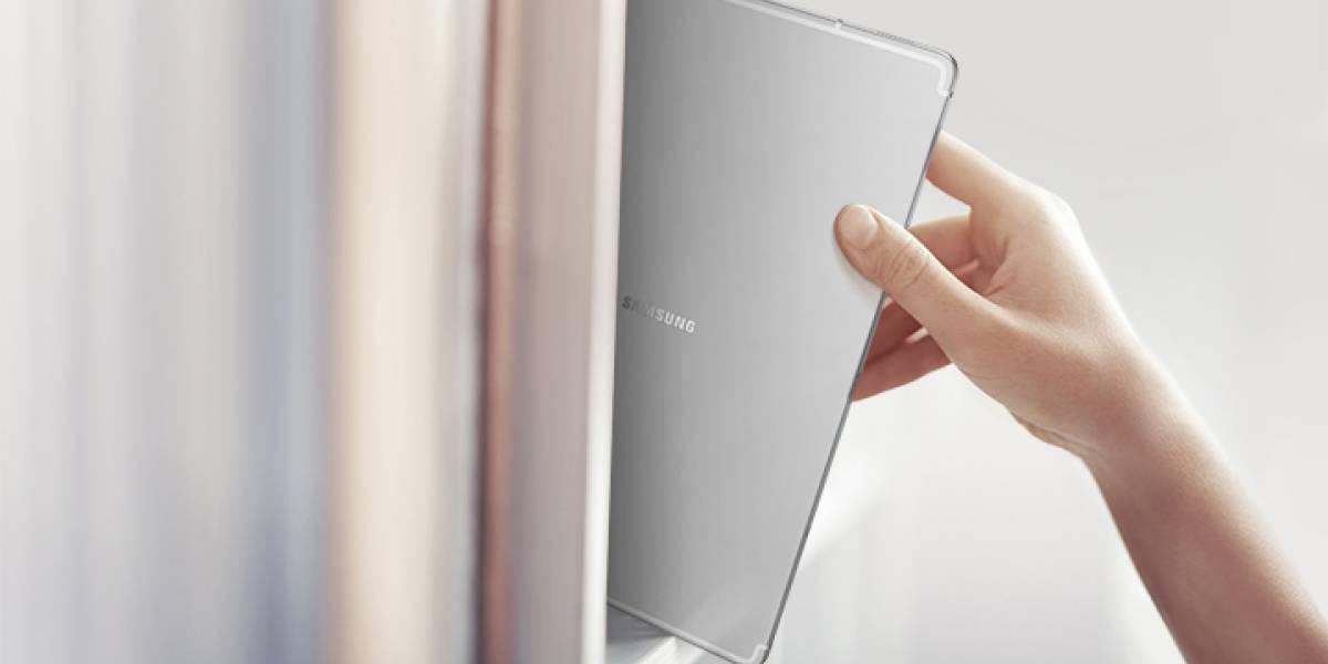 Samsung lanza en Chile de forma oficial nueva tablet Galaxy Tab S5e