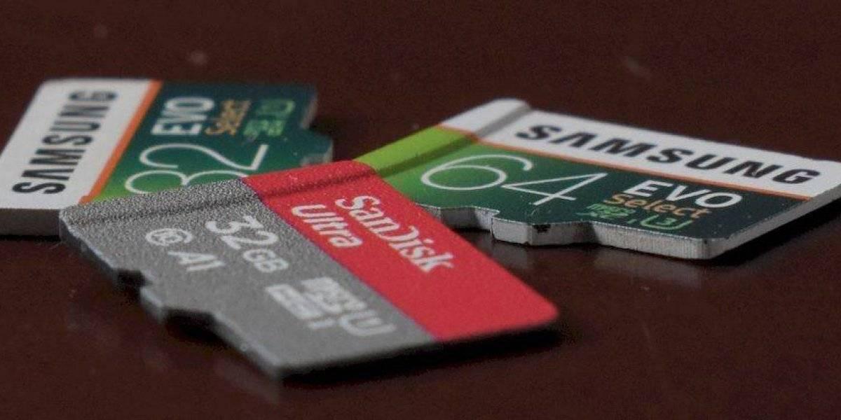 Otro golpe: Huawei no podrá usar tarjetas microSD o similares en sus teléfonos