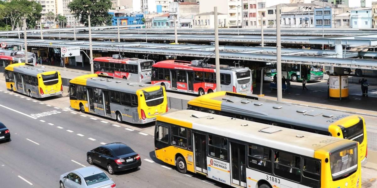 Nas férias, 45 linhas de ônibus tem operação reduzida em São Paulo