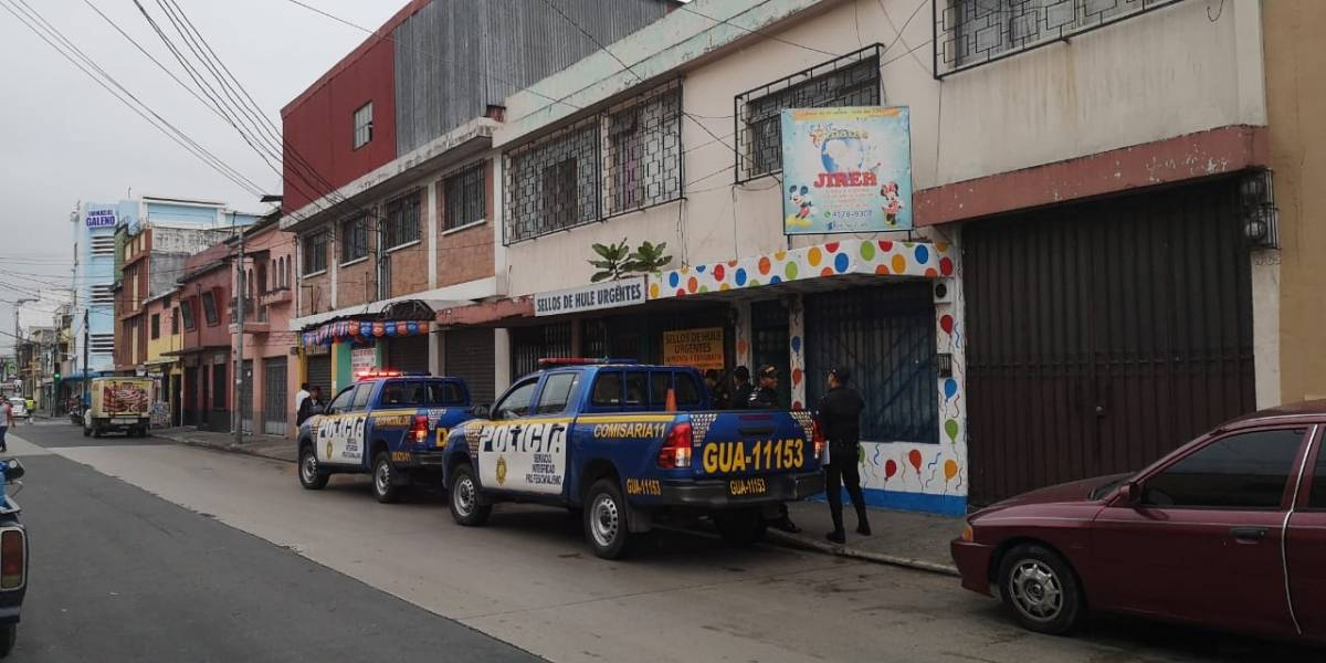 MP y PNC realizan operativo contra el femicidio en la capital