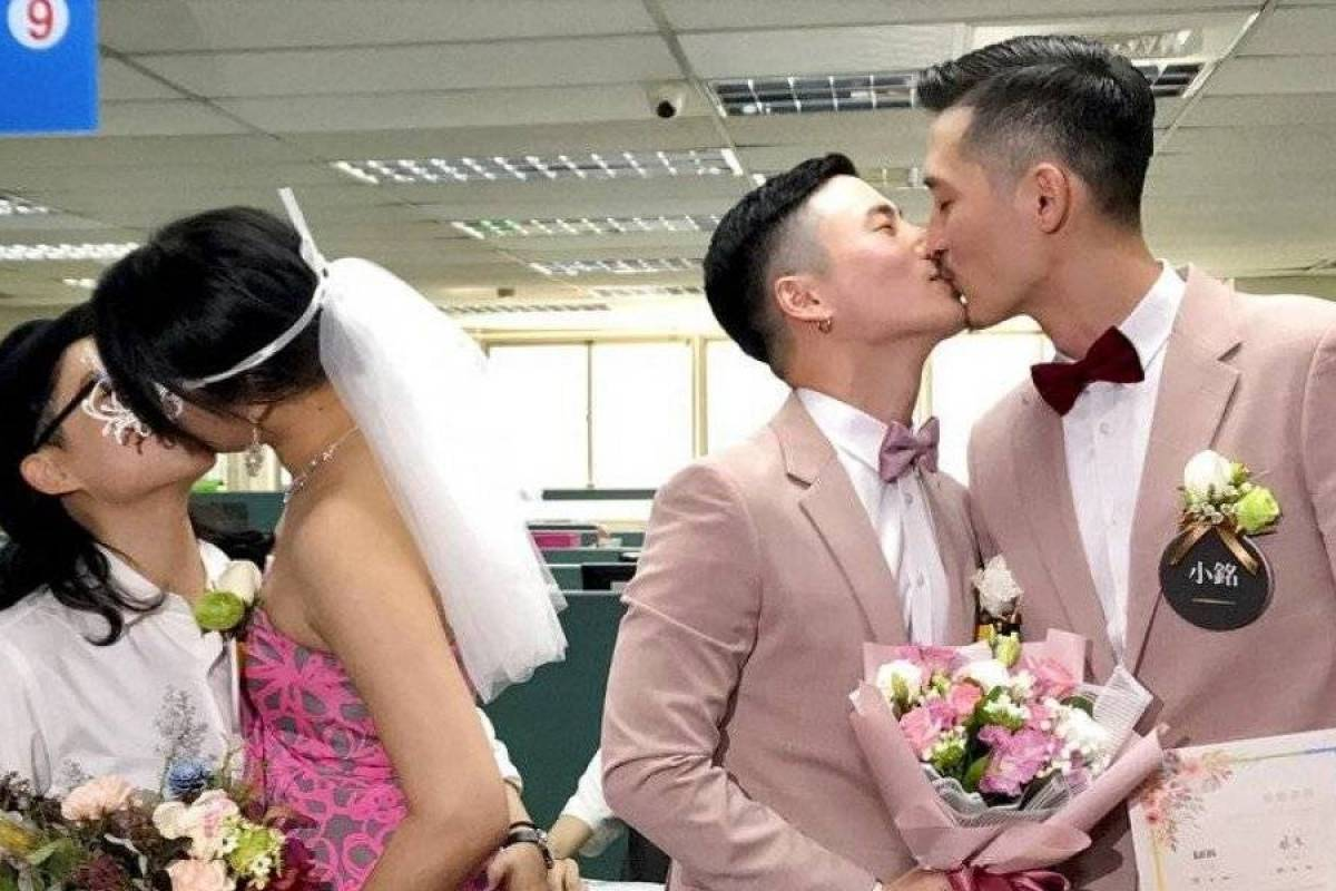 New Pics Aim To Share And Change The Story Of Lgbt People In Thailand