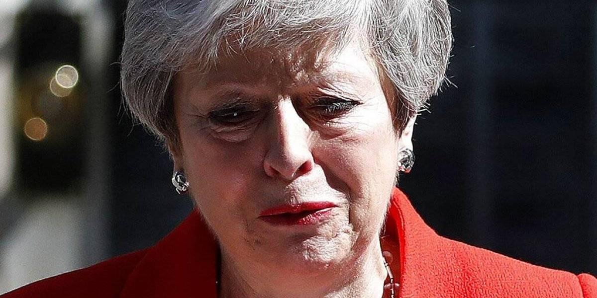 Anunció su adiós entre lágrimas: Theresa May renuncia como primera ministra británica