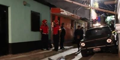 ataque armado en La Esperanza, zona 12 de Villa Nueva