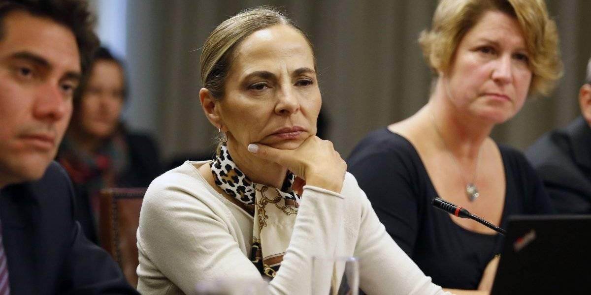 """Otro escándalo """"familiar"""" en el Gobierno: ministra Plá se refiere a polémicas asesorías de empresa de nuera de Chadwick"""