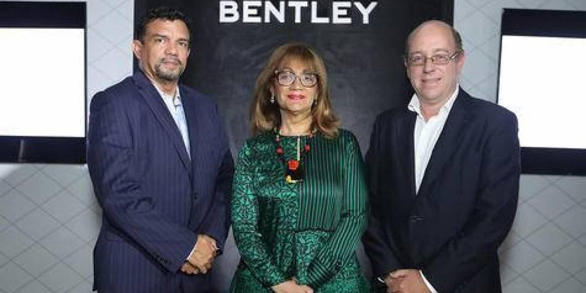 #TeVimosEn: Bentley Santo Domingo presenta al mercado tercera generación del Continental GT