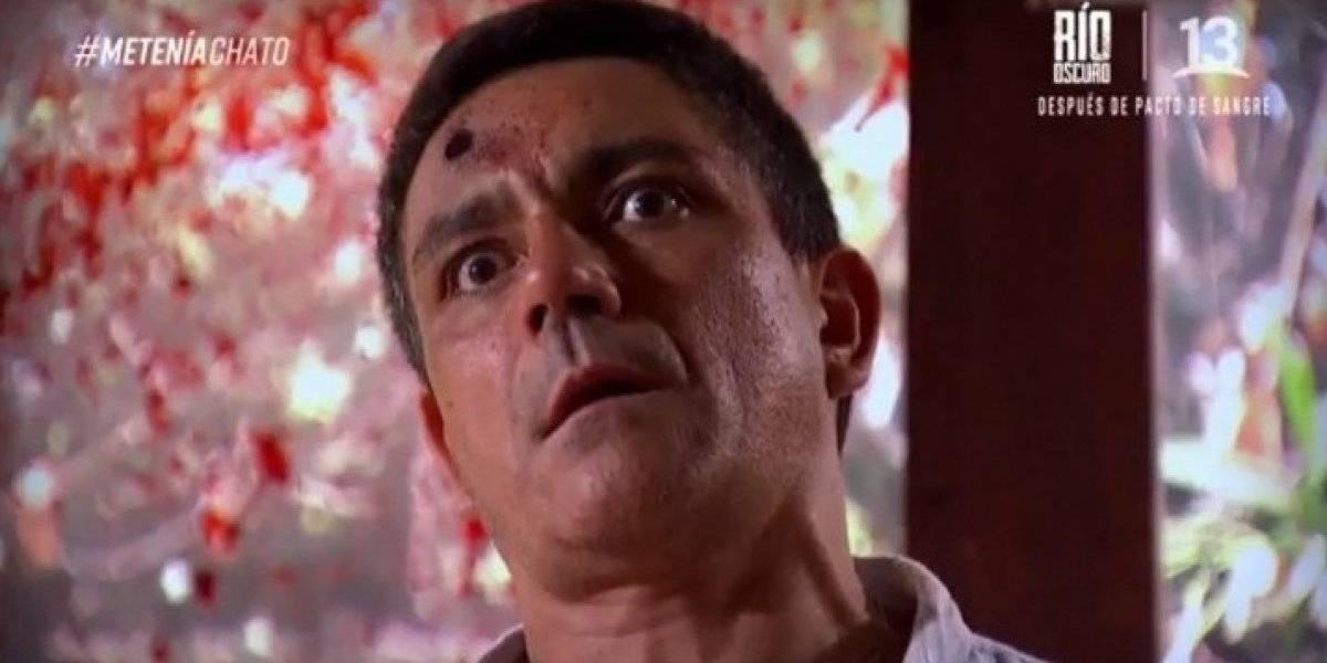 """""""Me tenía chato"""": la frase que provocó decenas de memes de Pablo Macaya y que marcó el desenlace de """"Pacto de Sangre"""""""