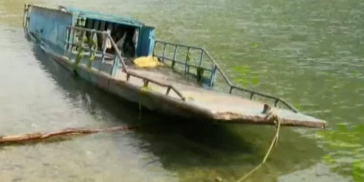 Diez muertos deja el naufragio de una embarcación