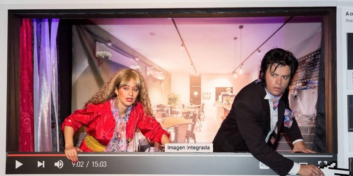 'YouTube in Love': una obra para volver a los años 80