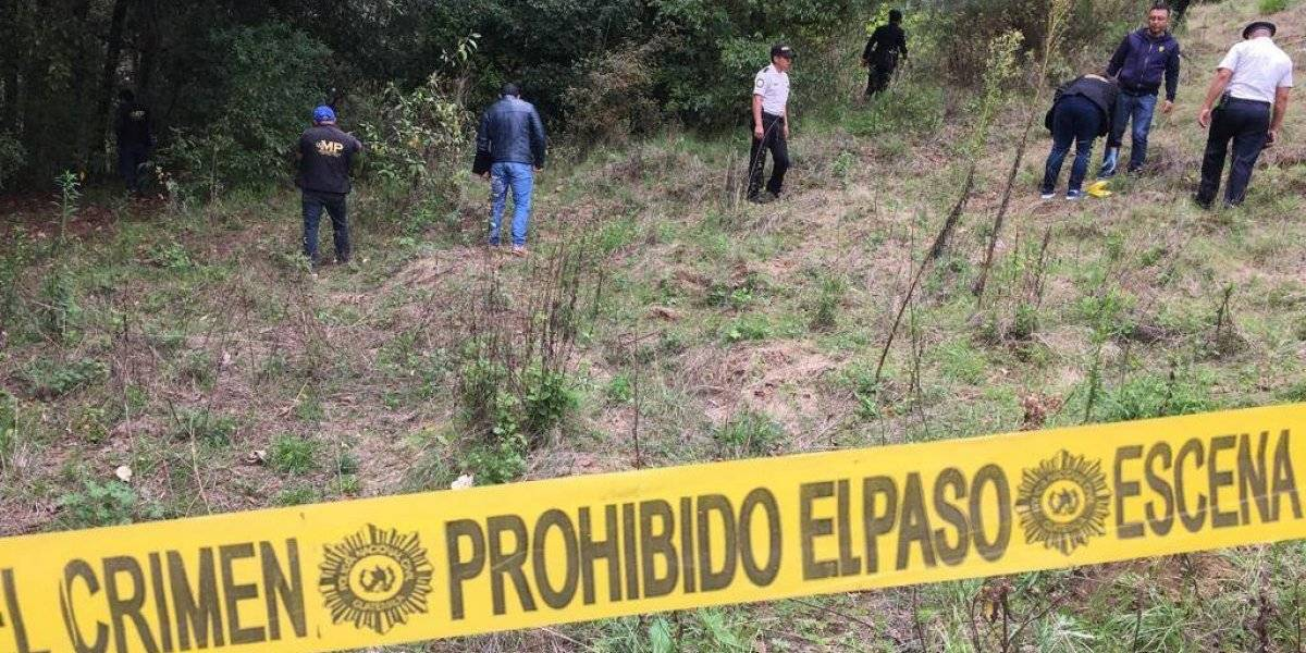Localizan cuerpo de un menor desaparecido en Totonicapán