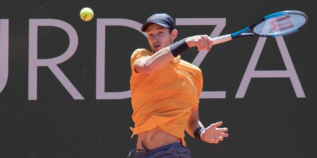 """El """"nuevo"""" saque hizo explotar a Jarry en Ginebra y lo llevó a su segunda final ATP de su carrera"""